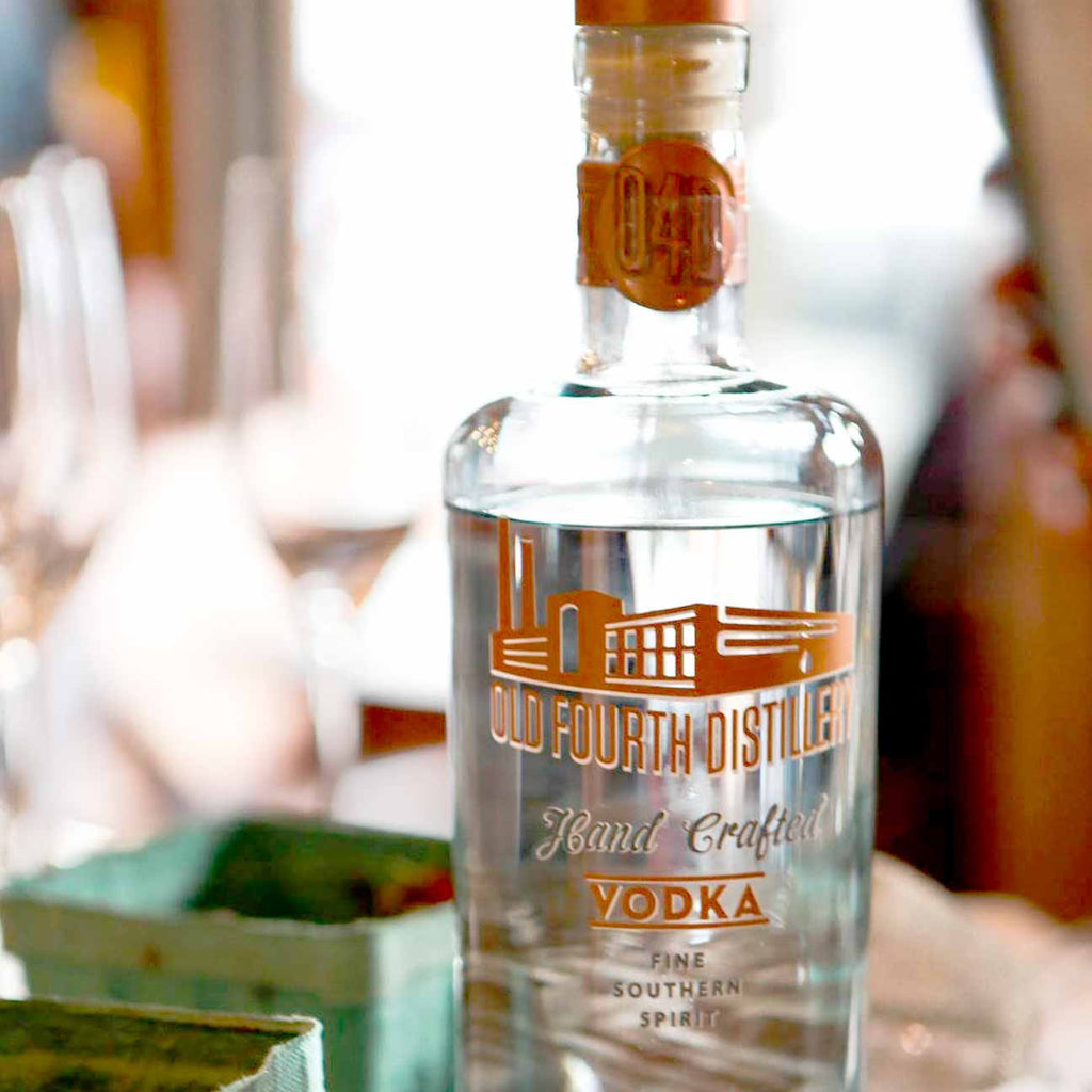 Old Fourth Distillery Vodka 750mL