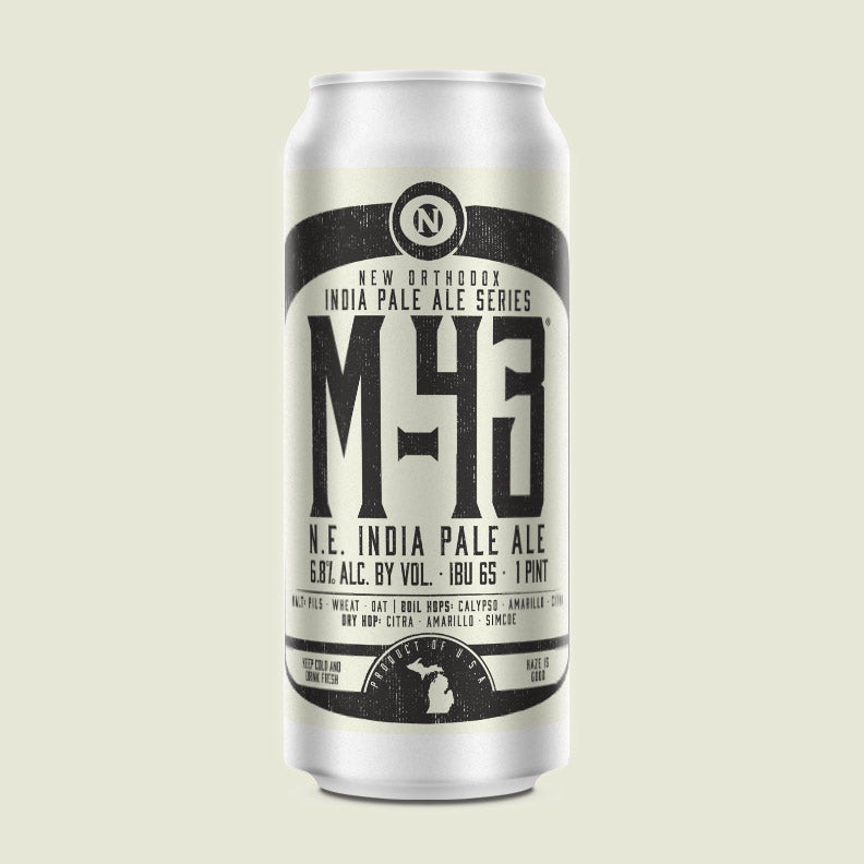 Old Nation M-43 IPA 4pk Cans