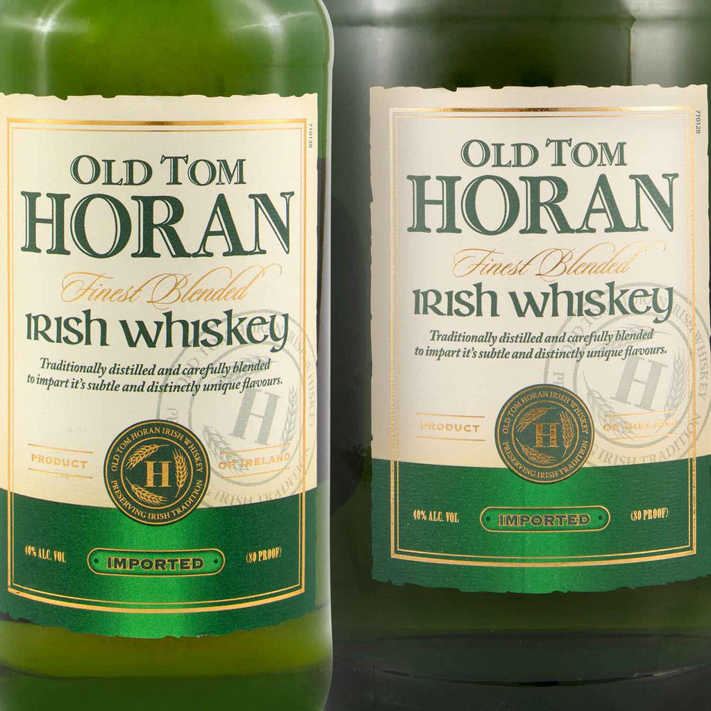 Old Tom Horan Irish Whiskey 1.75L
