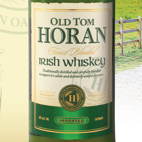Old Tom Horan Irish Whiskey 750mL
