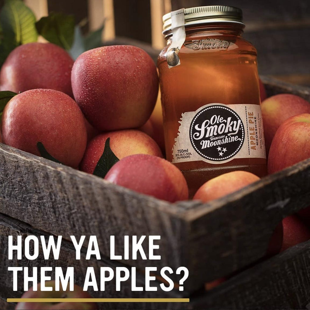 Ole Smoky Apple Pie Moonshine 750mL