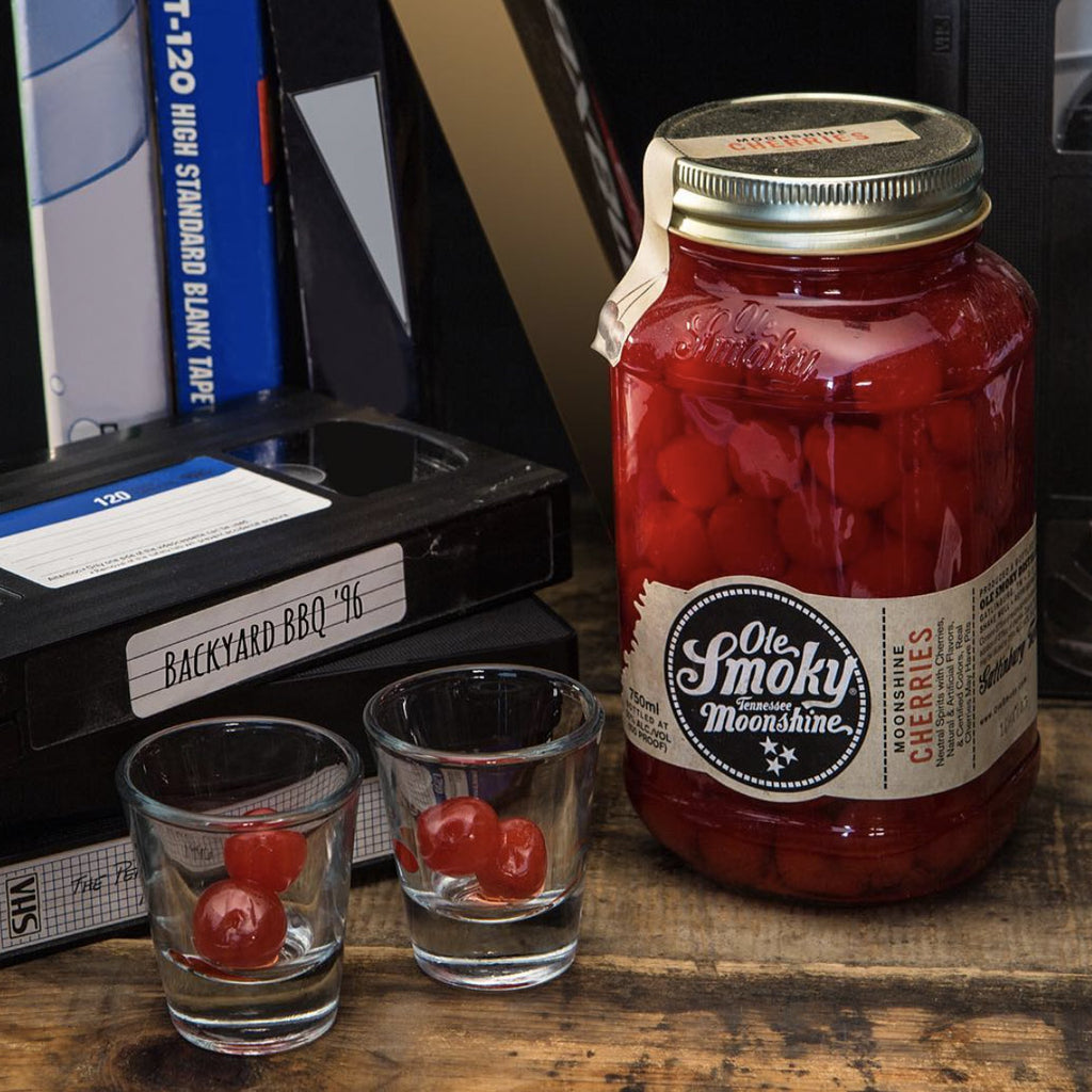 Ole Smoky Moonshine Cherries 750mL