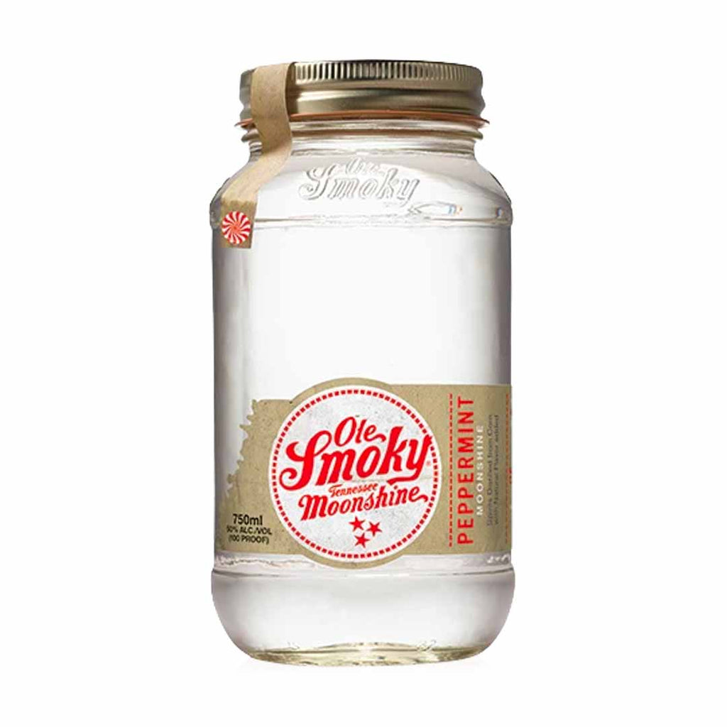 zzOle Smoky Peppermint Moonshine 750mL