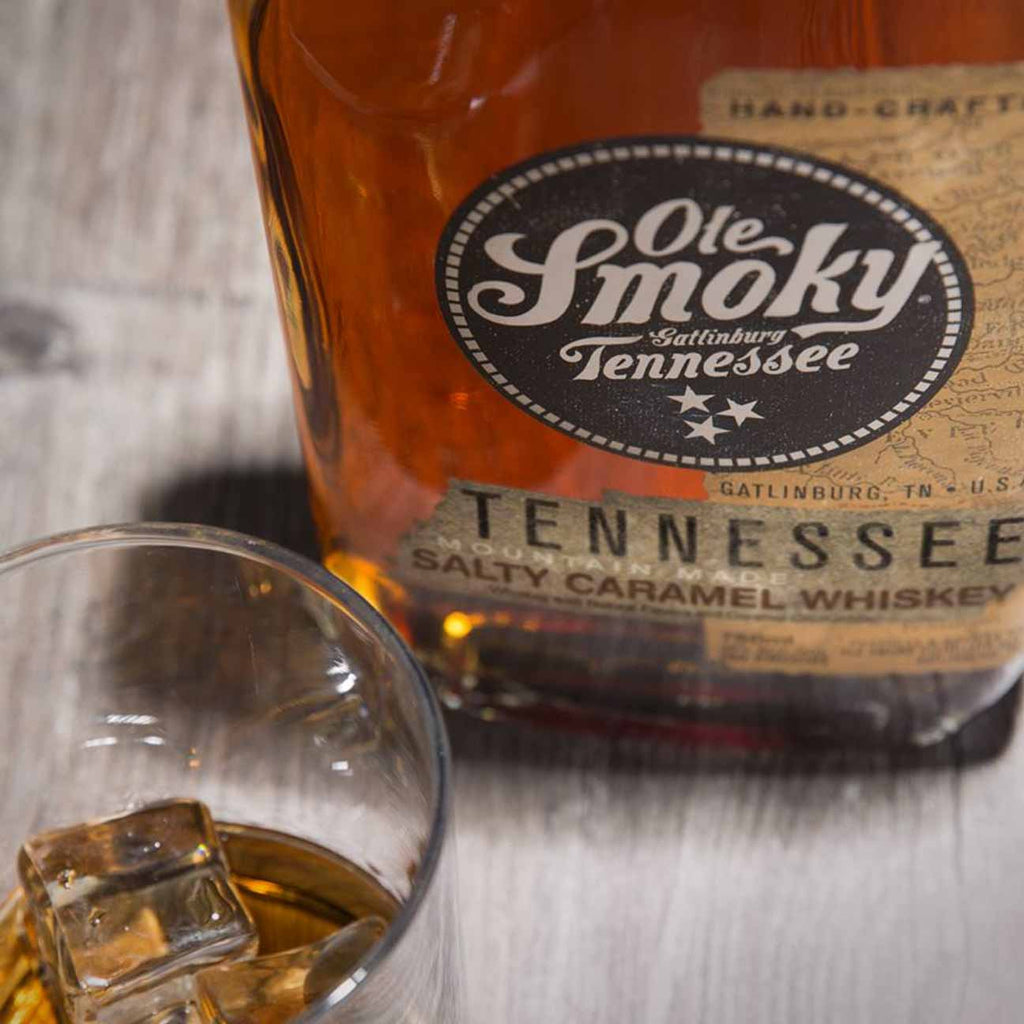 Ole Smoky Salty Caramel Whiskey 750mL