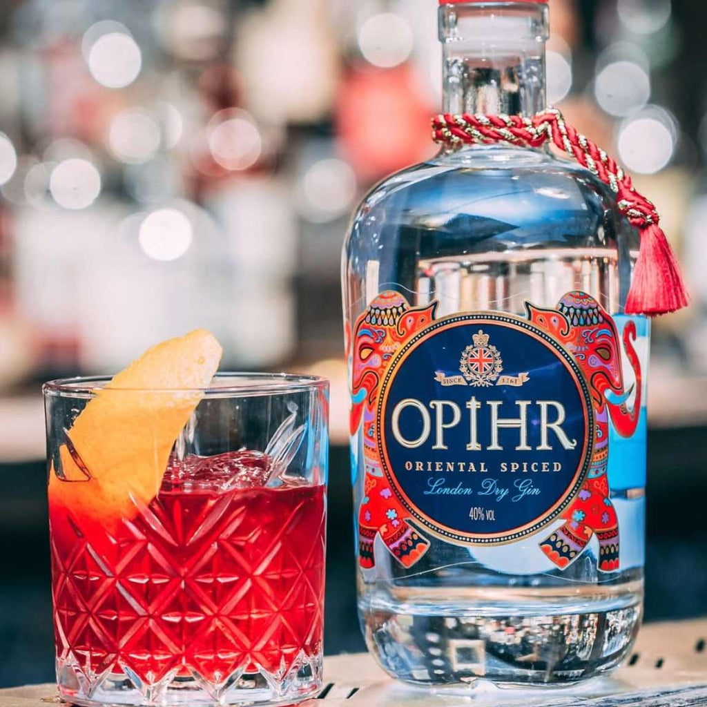Opihr Oriental Spiced London Dry Gin 750mL