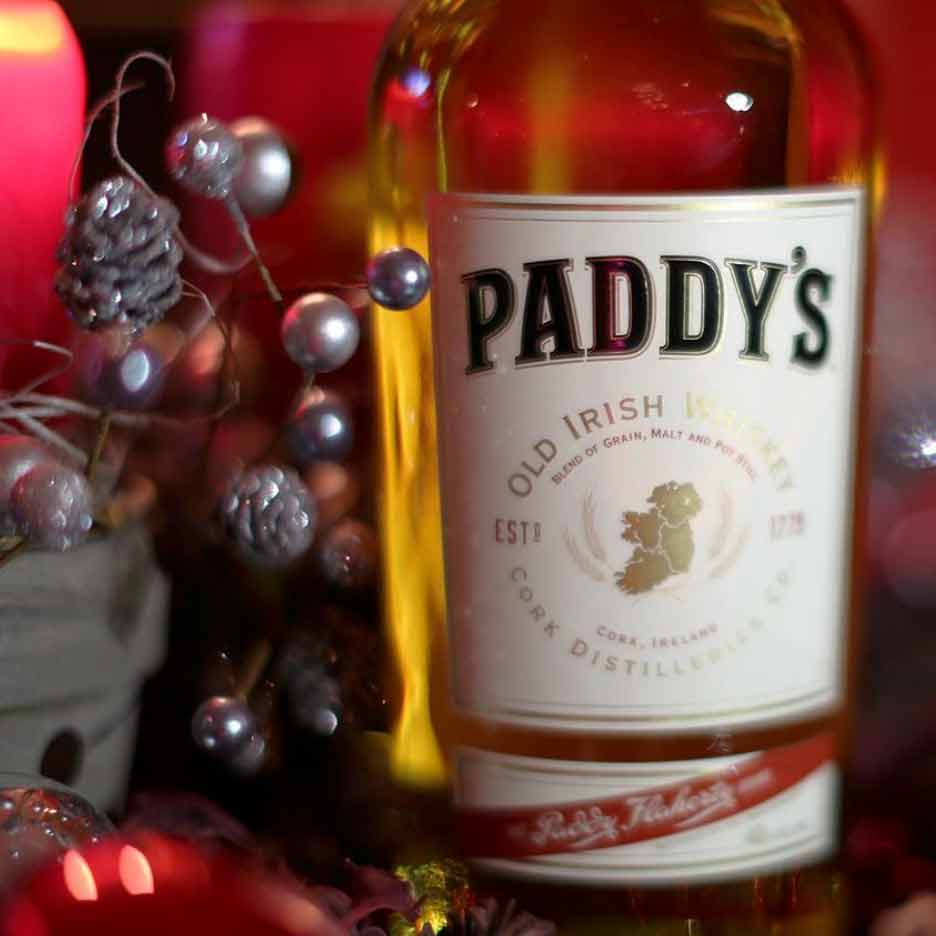 Paddy's Old Irish Whiskey 750mL