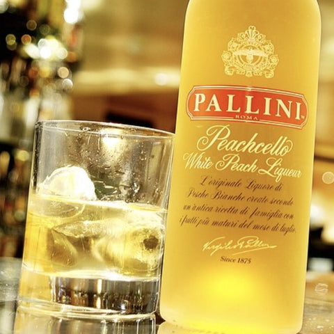 Pallini Peachcello 750mL