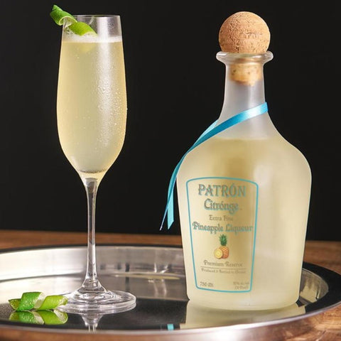 Patron Pineapple Citronge 750mL
