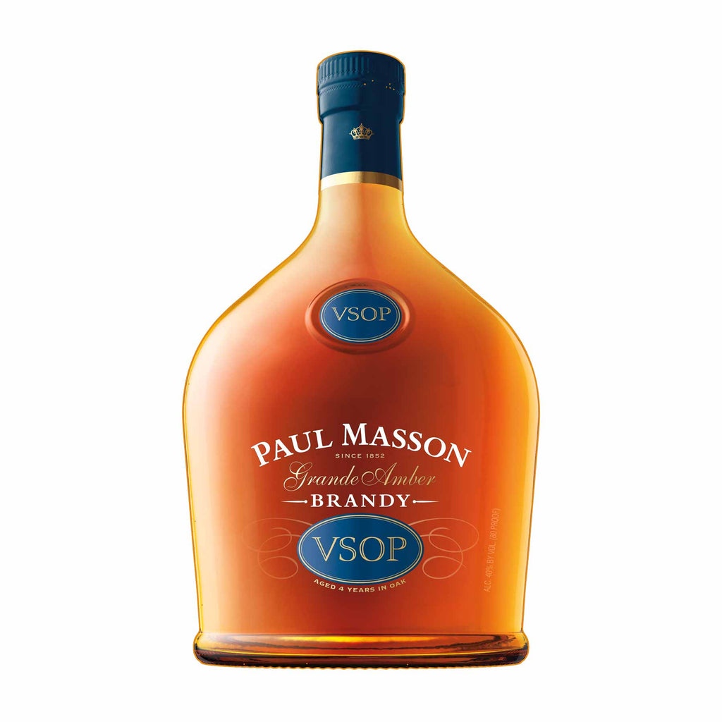 Paul Masson VSOP Grande Amber Brandy 750mL