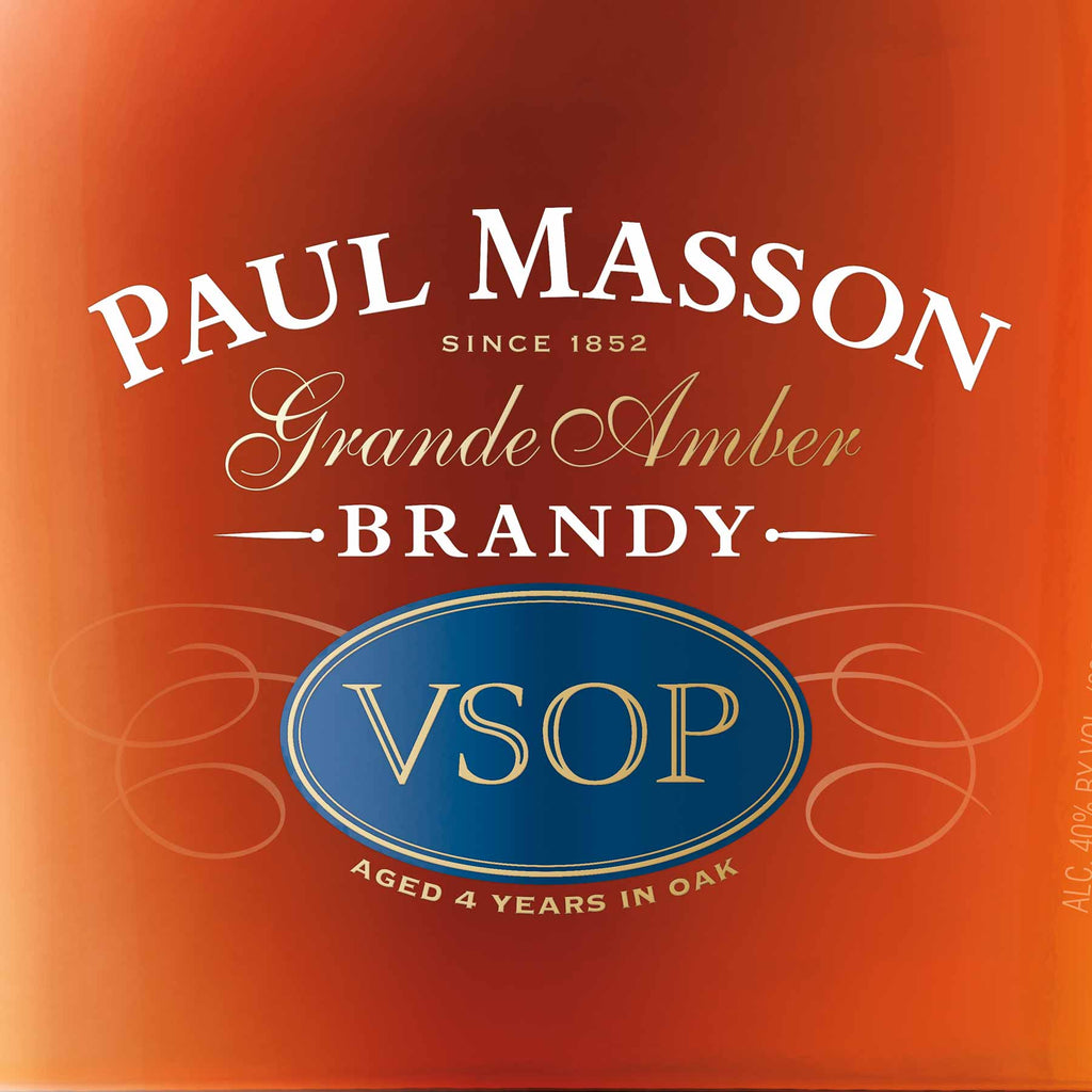 Paul Masson VSOP Grande Amber Brandy 1.75L
