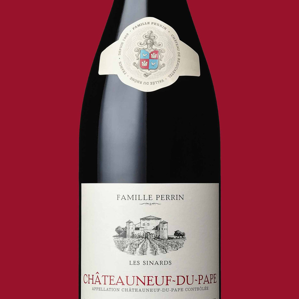 Perrin Chateauneuf-du-Pape Les Sinards 2017