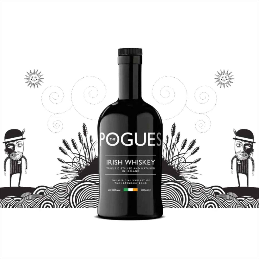 Pogues Irish Whiskey 750mL