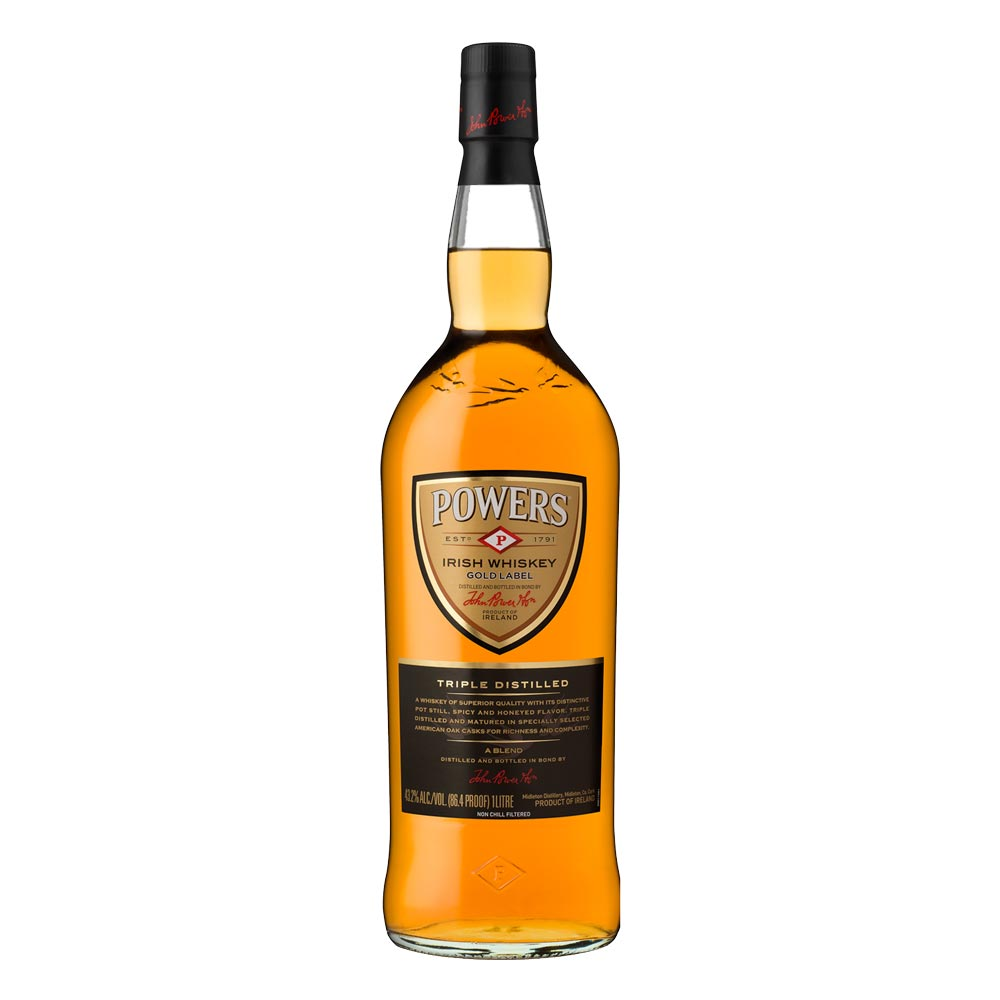 Powers Irish Whiskey 750mL