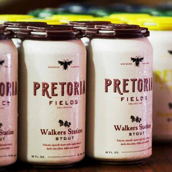Pretoria Fields Walkers Station Stout 6pk Cans
