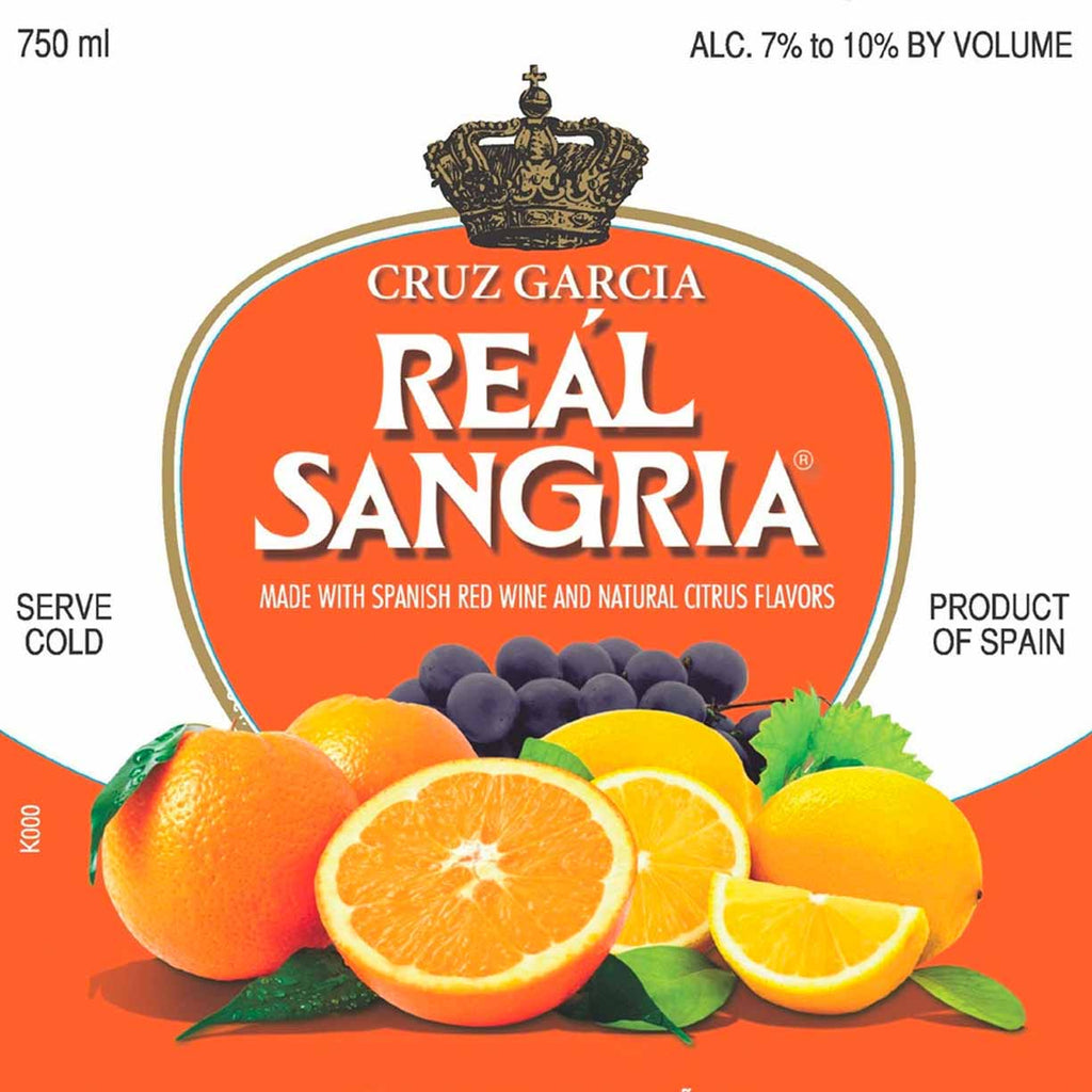 Real Sangria 750mL