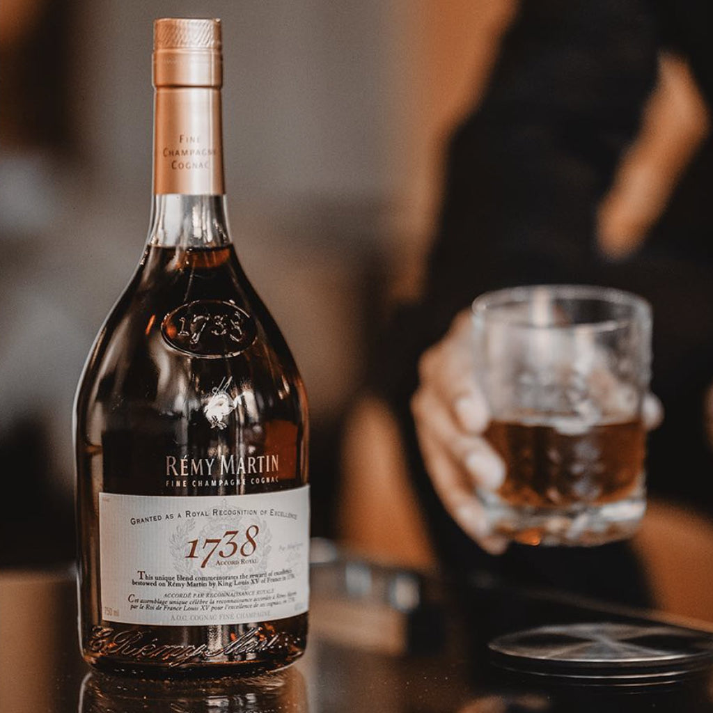 Remy Martin 1738 Accord Royale Fine Champagne Cognac 750mL