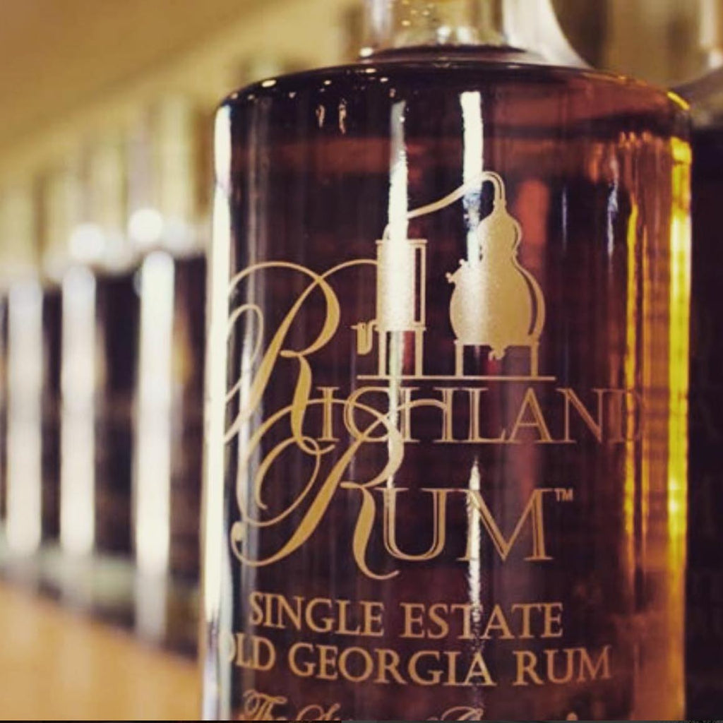 Richland Artisan Georgia Rum 750mL