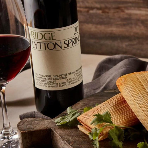 Ridge Lytton Springs Red Blend (Zin) 2015