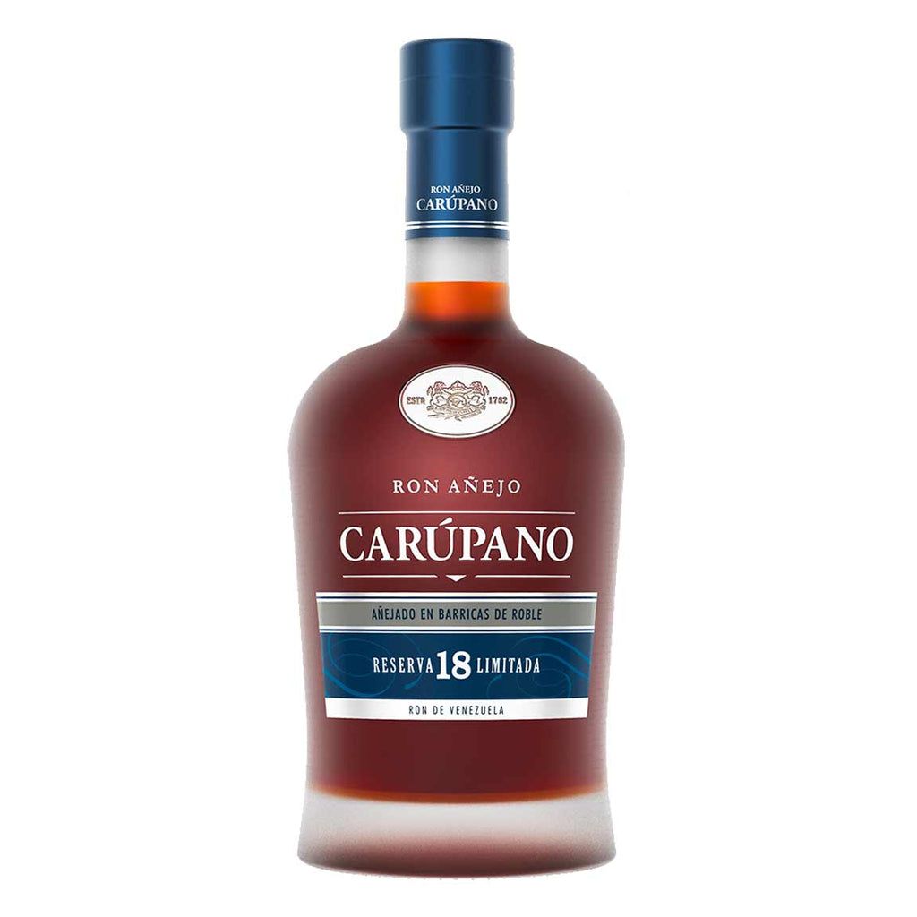 Ron Anejo 18 Year Carupano Rum 750mL