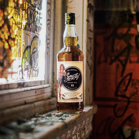 Sailor Jerry Spiced Rum 750mL
