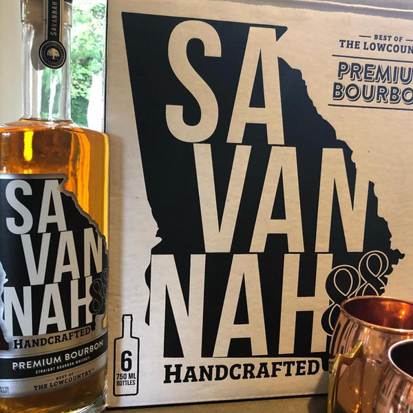 Savannah 88 Bourbon 750mL