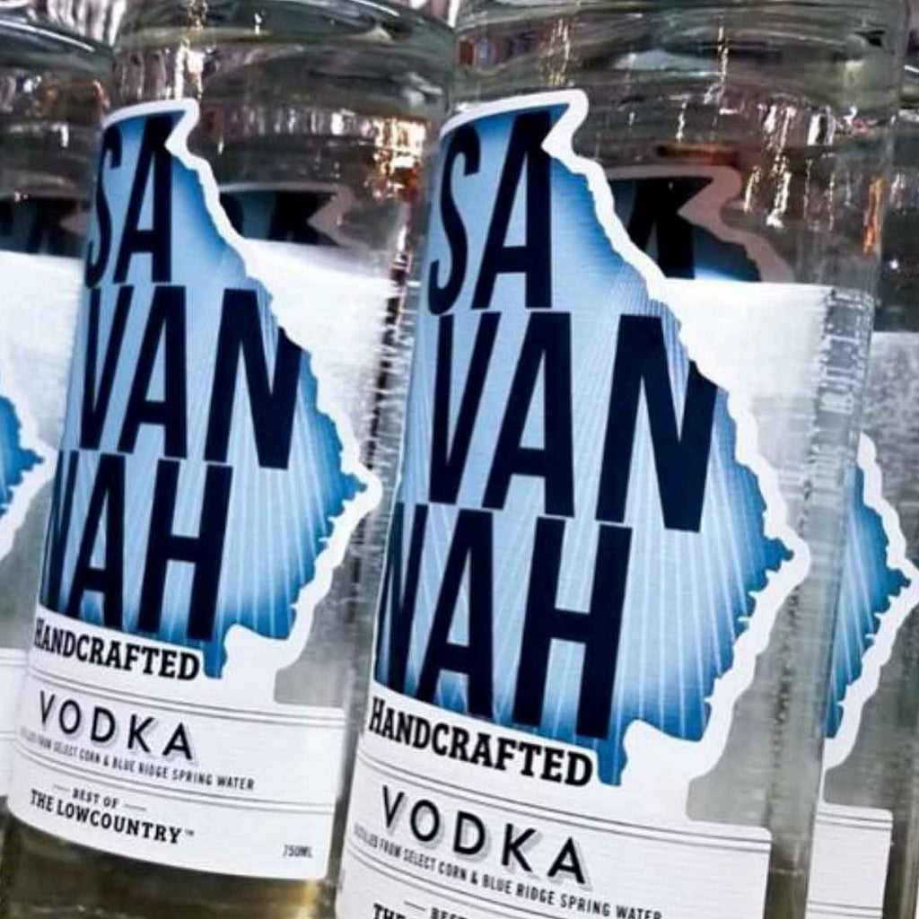 Savannah Vodka 750mL