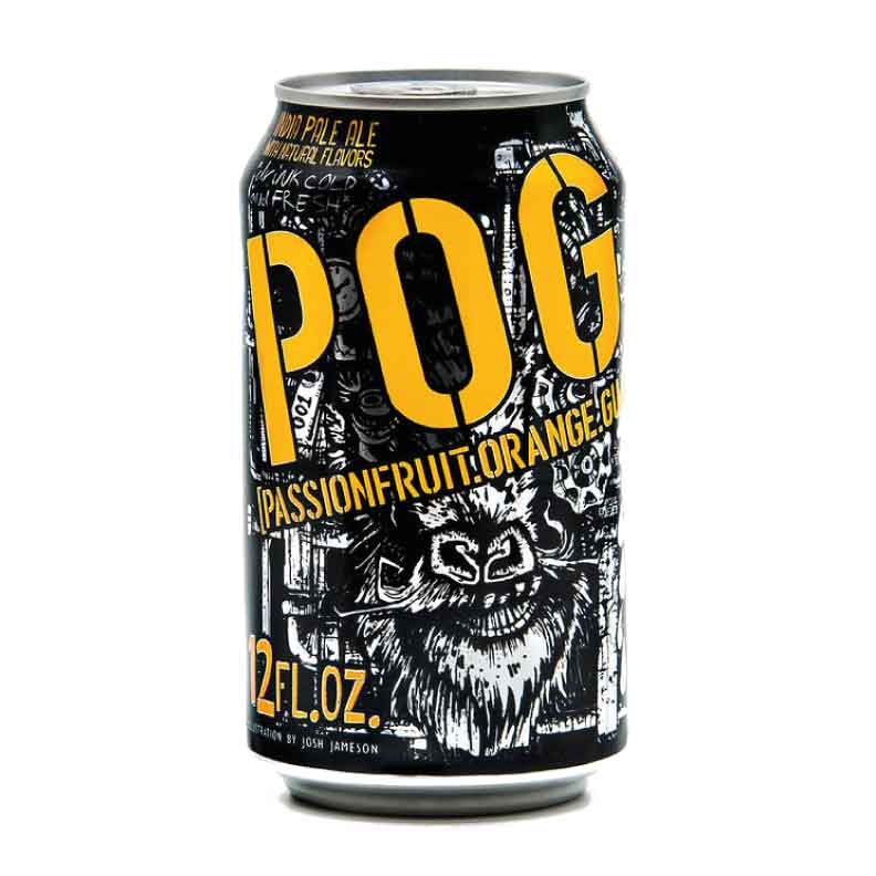 Scofflaw POG Passion Fruit Orange Guava 6pk