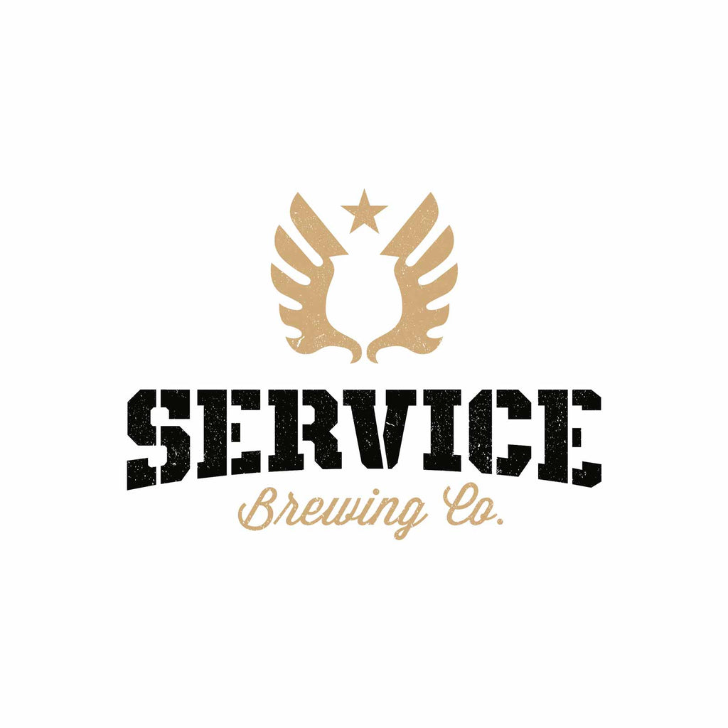 Service Brewing I am the Roadie Lager