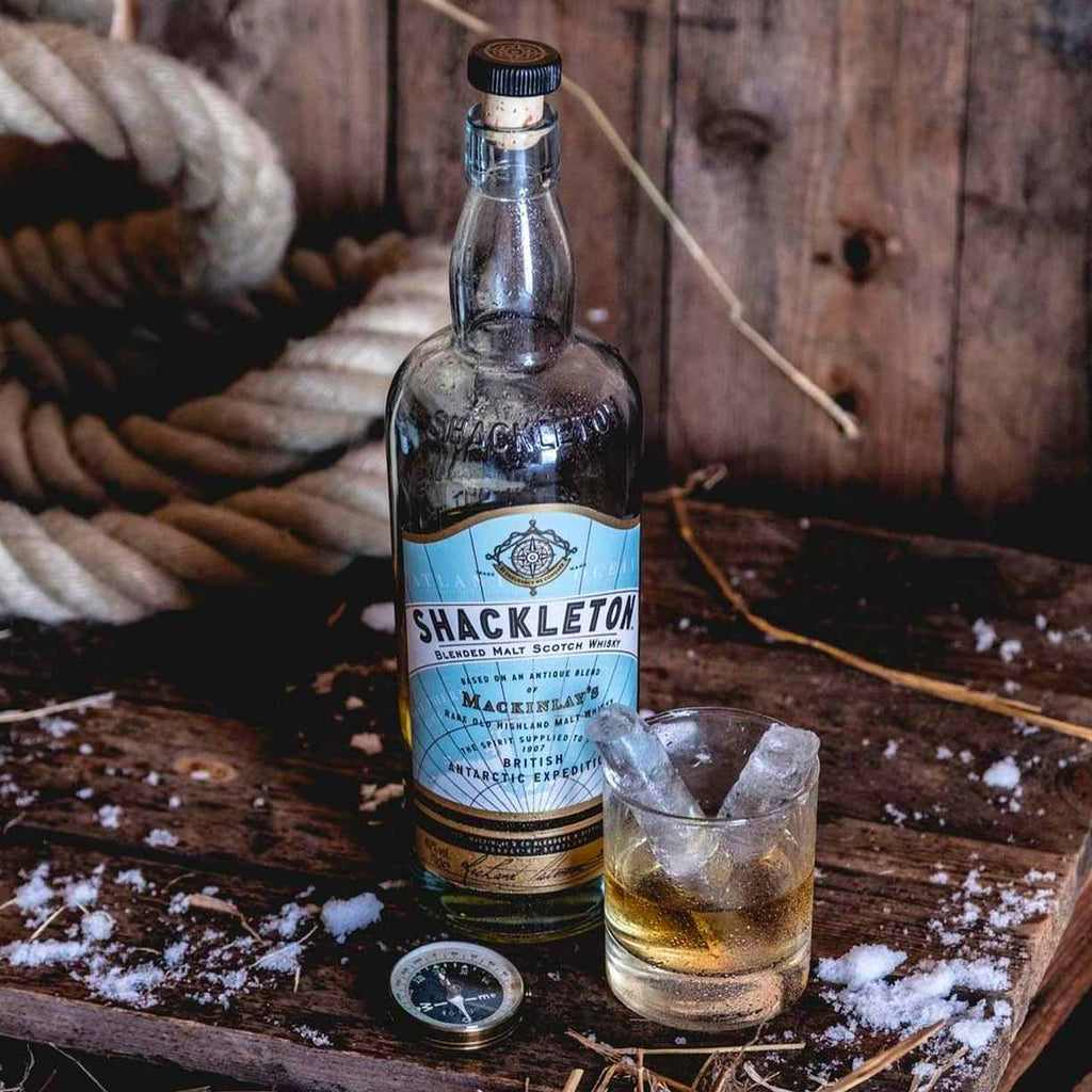 Shackleton Blended Scotch Whisky 750mL