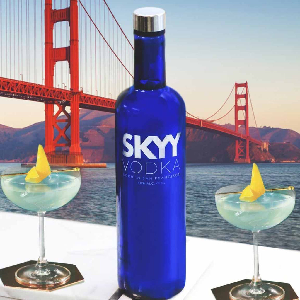 SKYY Vodka 750mL