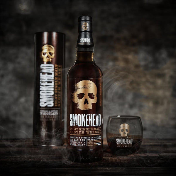 Smokehead Islay Single Malt Scotch