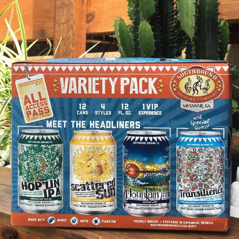 Southbound All Access Pass Variety 12pk