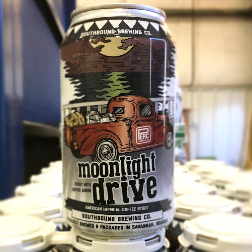 Southbound Moonlight Drive American Imperial Coffee Stout 6pk