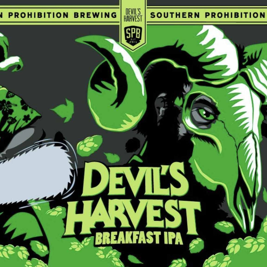 Southern Prohibition Devil's Harvest IPA 6pk