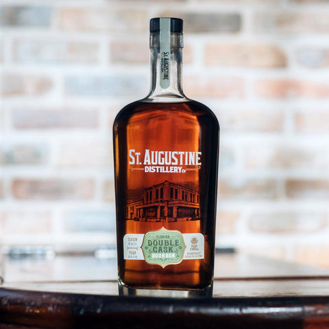 St. Augustine Florida Double Cask Bourbon 750mL