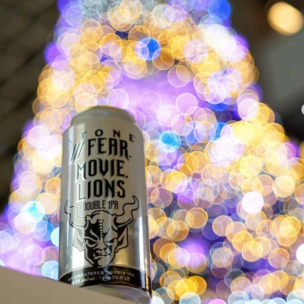 Stone Fear.Movie.Lions Double IPA 6pk