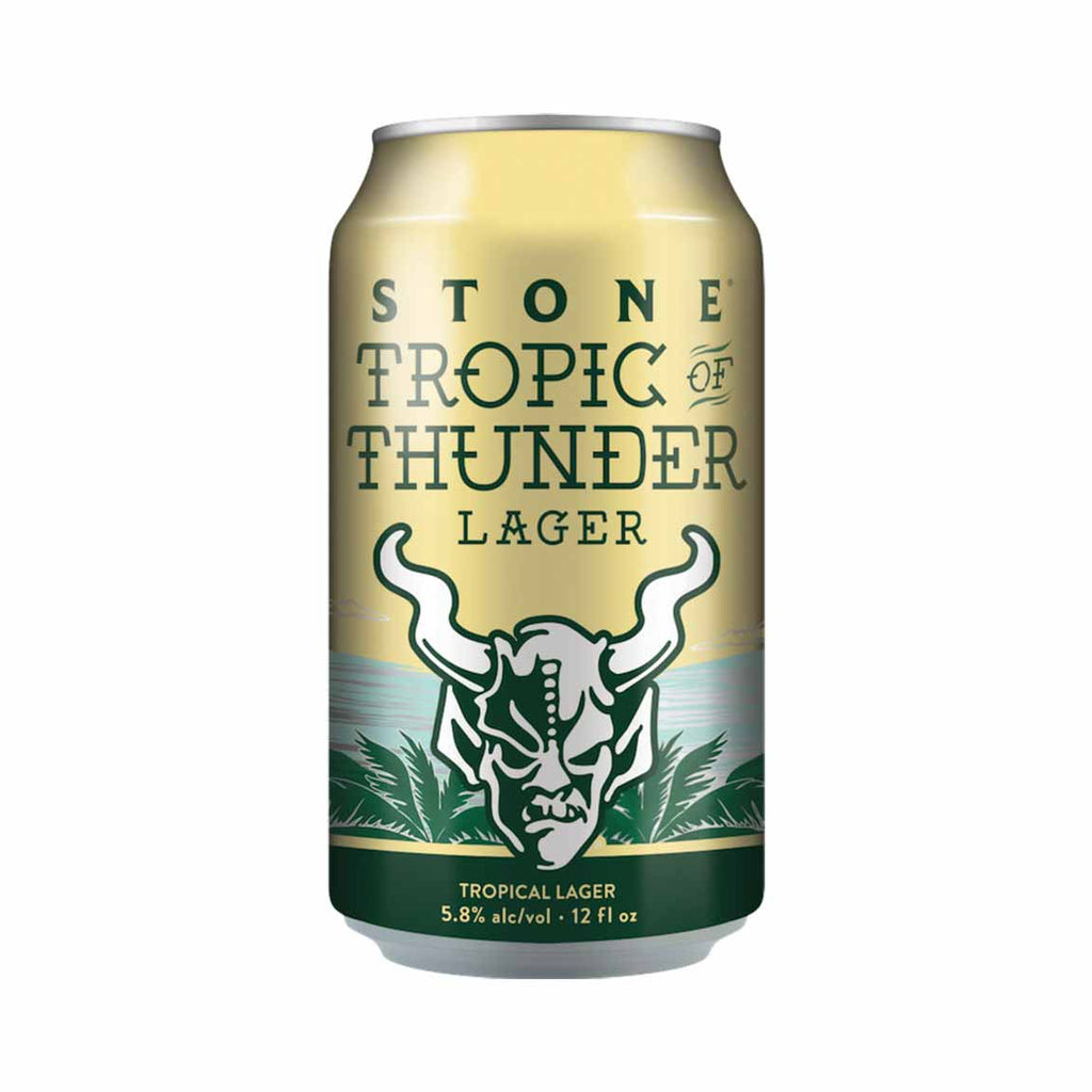 Stone Tropic of Thunder Lager 6pk