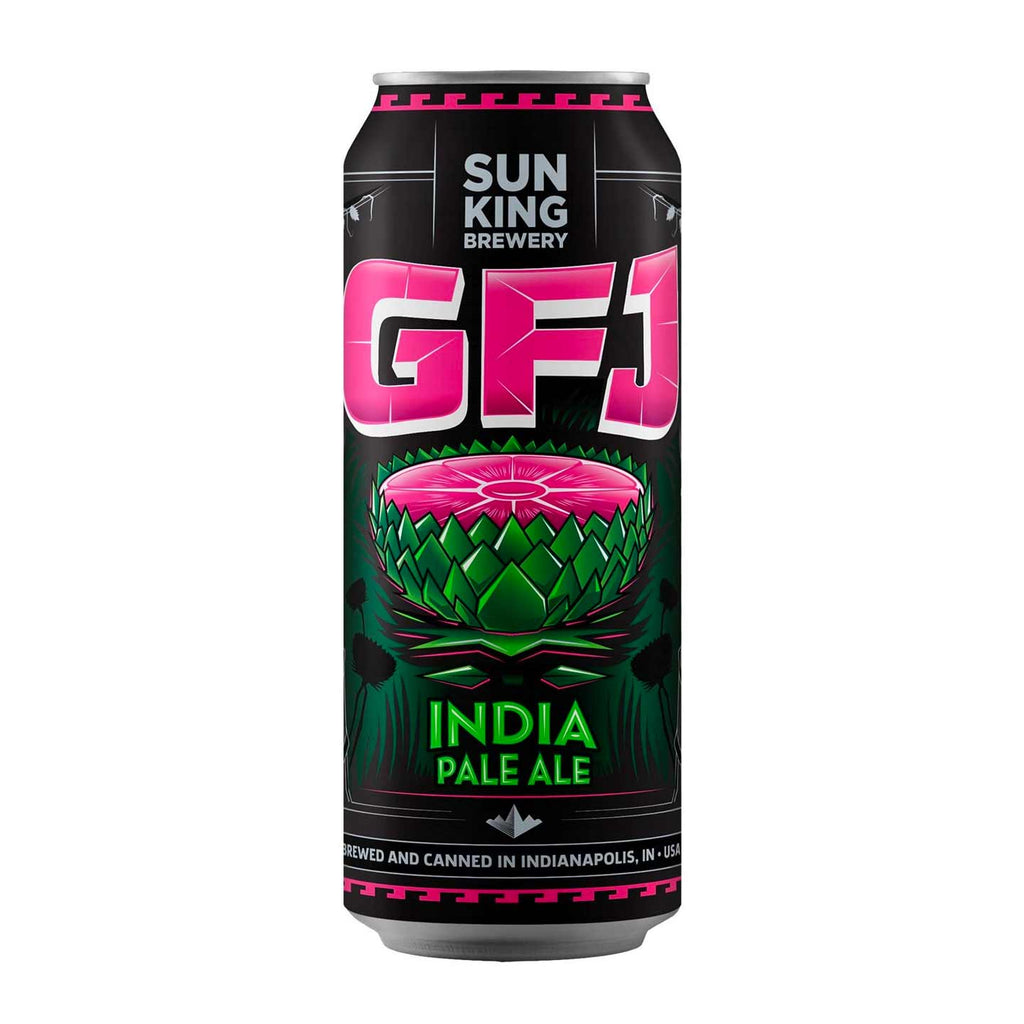 Sun King Grapefruit Jungle IPA 4pk