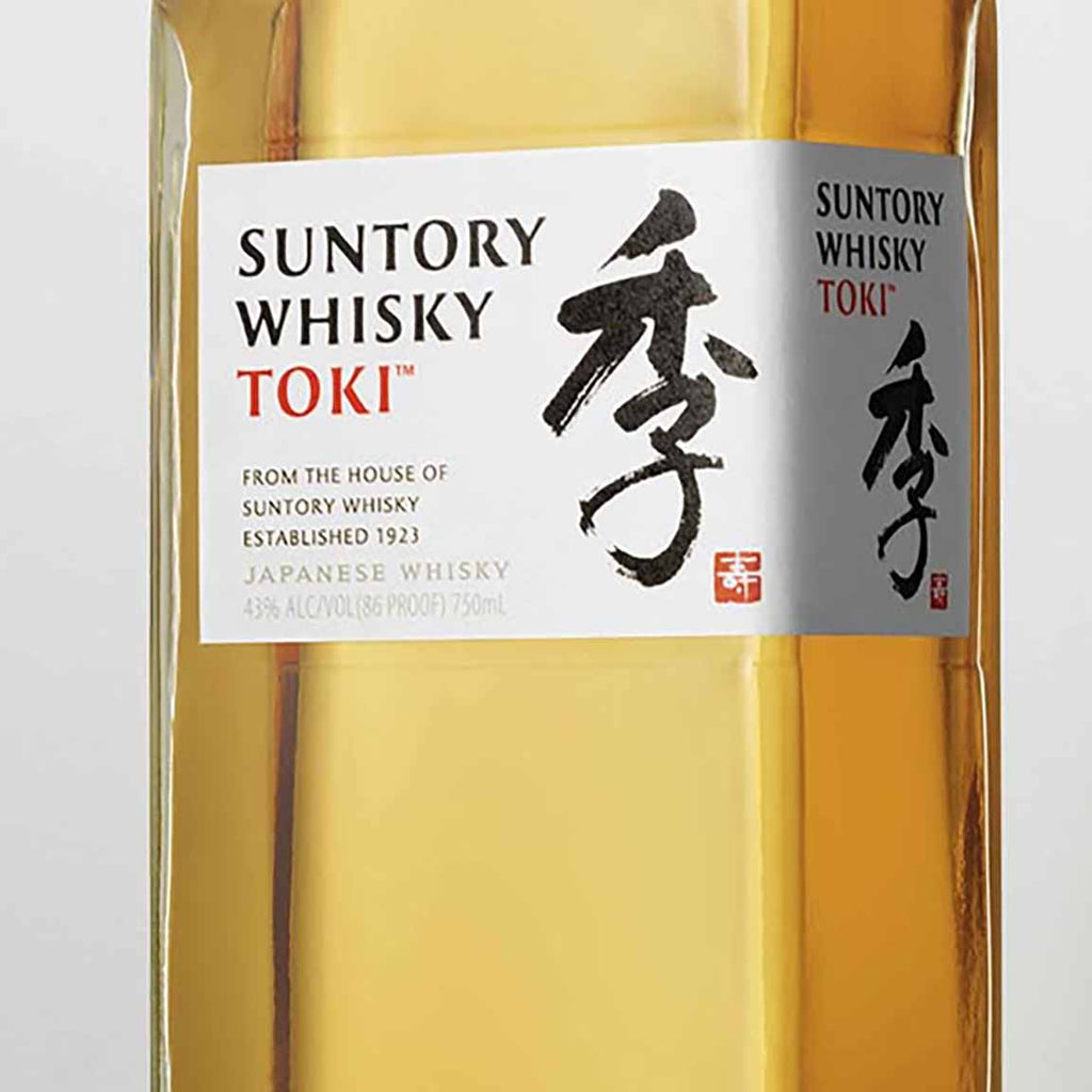 Suntory Toki Blended Japanese Whiskey 750mL