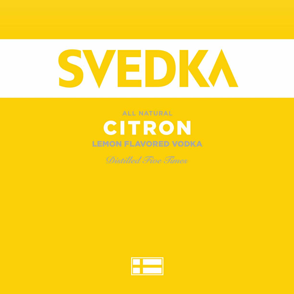 Svedka Citron 1.75L