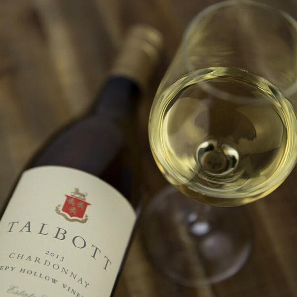 Talbott Sleepy Hollow Chardonnay 2013