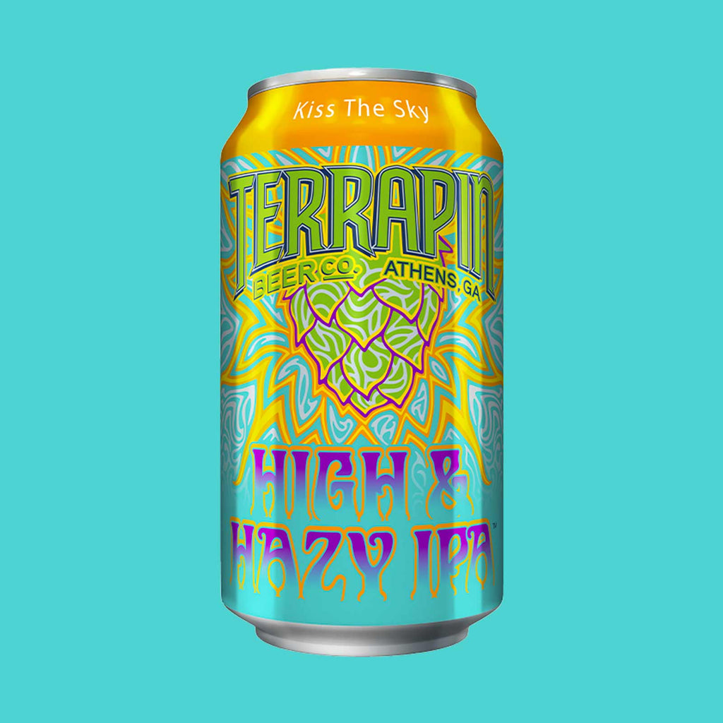 Terrapin High & Hazy IPA 6pk