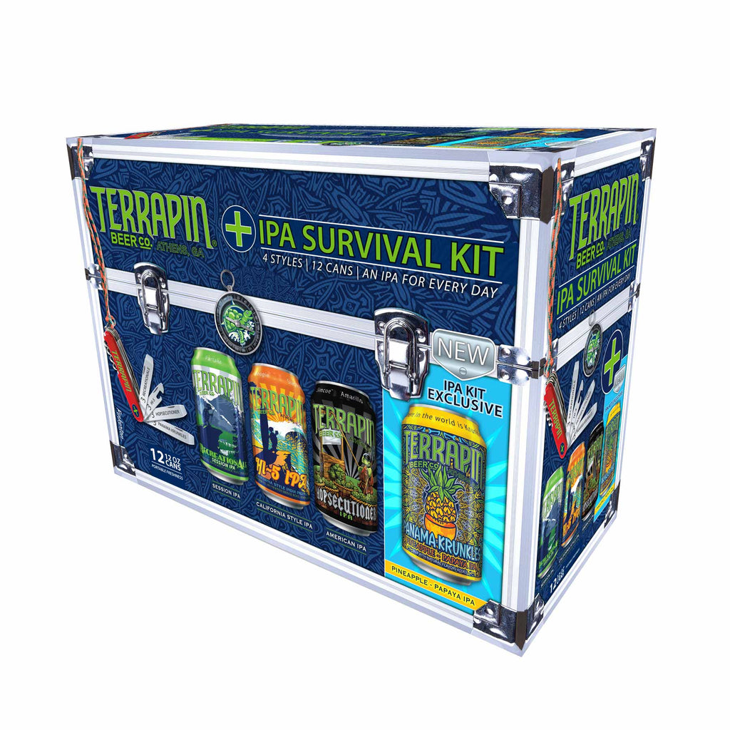 Terrapin IPA Survival Kit 12pk