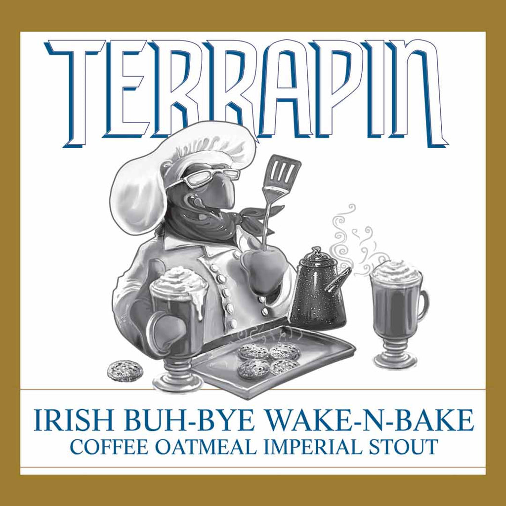 Terrapin Irish Buh-Bye Wake-n-Bake 17oz.