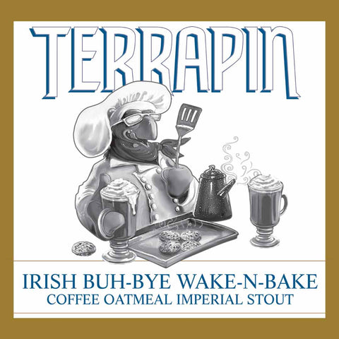 Terrapin Irish Buh-Bye Wake-n-Bake 22oz.