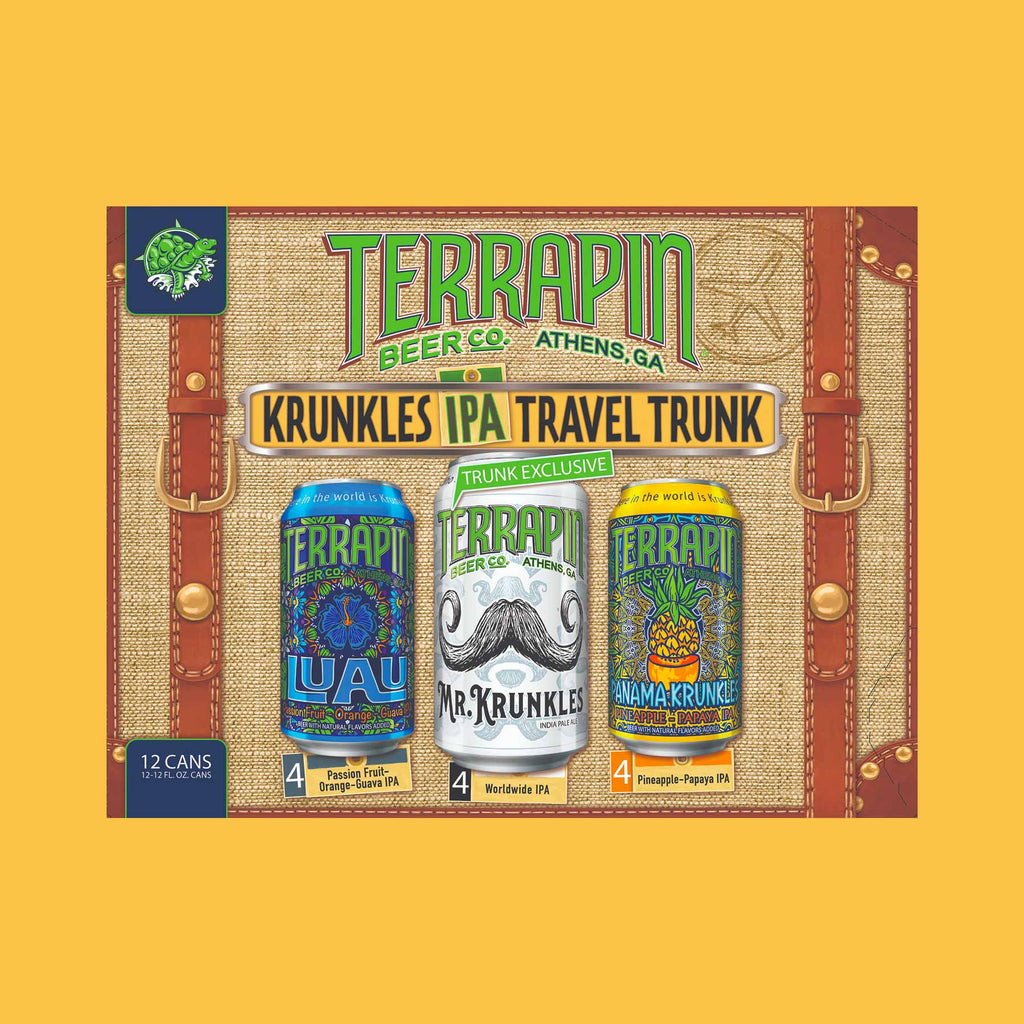Terrapin Krunkles IPA Travel Trunk 12pk
