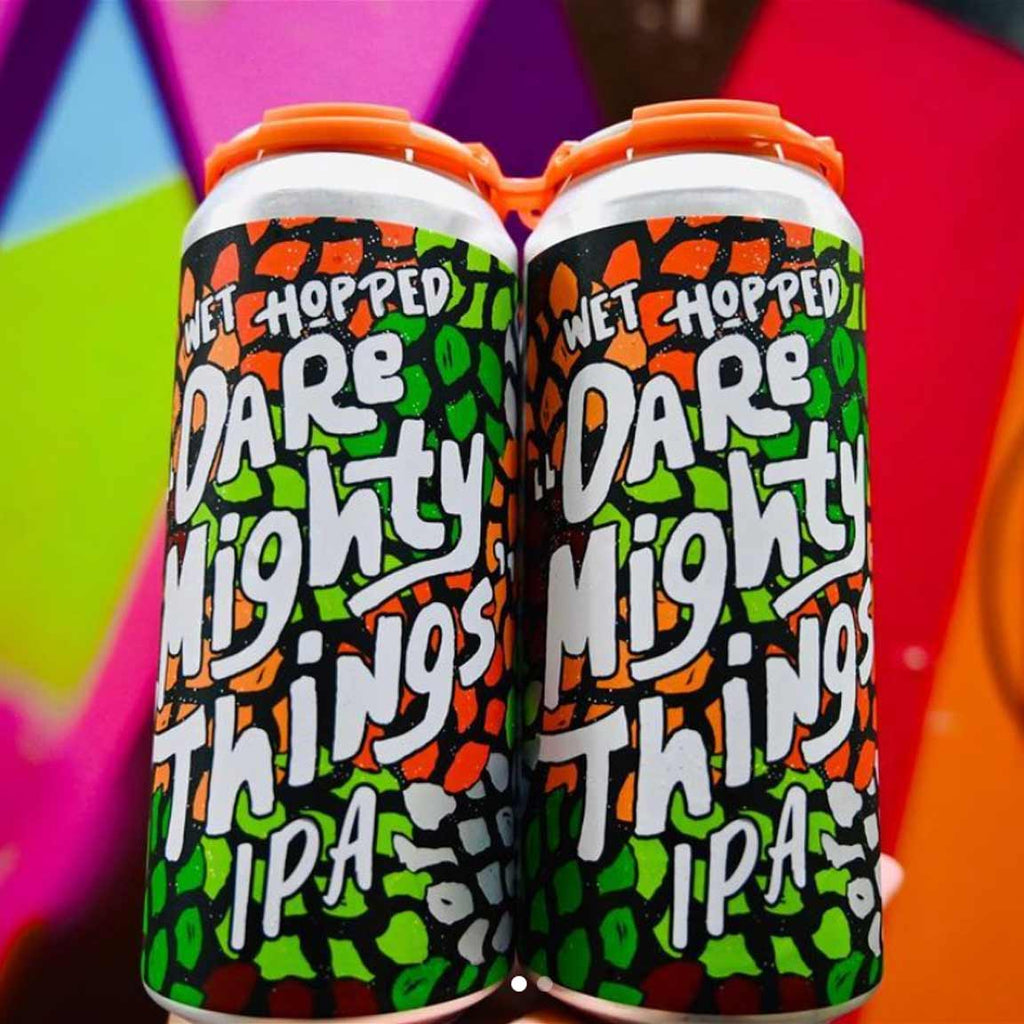 The Brewing Projekt Dare Mighty Things 4pk