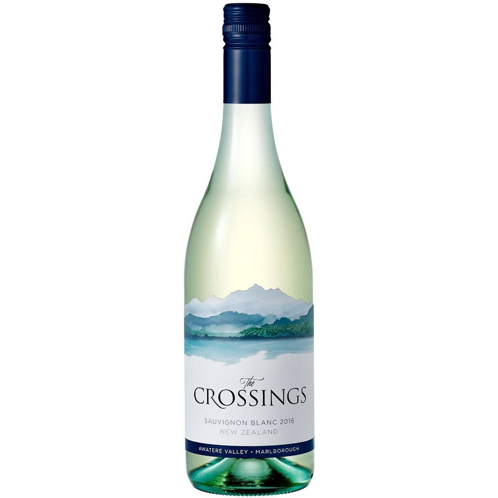 The Crossings 2018 Sauvignon Blanc