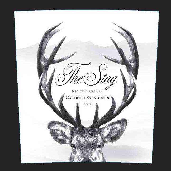 The Stag North Coast Cabernet Sauvignon 2016