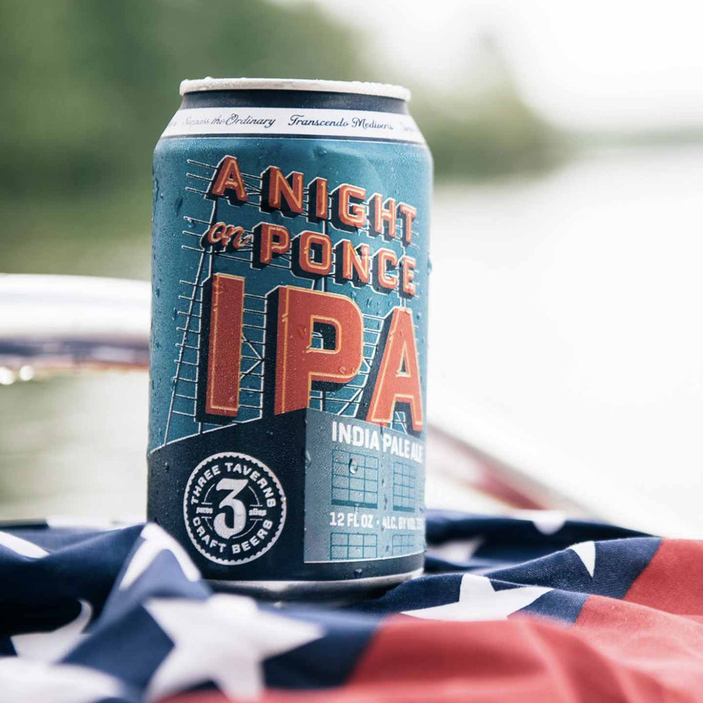 Three Taverns A Night on Ponce 6pk Cans